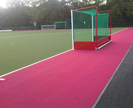 Ballard school artificial pitch